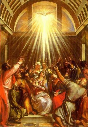 聖霊降臨 また、汝等の為す総ての説教に於いての改悛のこと、また聖主の、いと聖き御... マニラの